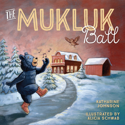 The Mukluk Ball Cover Image