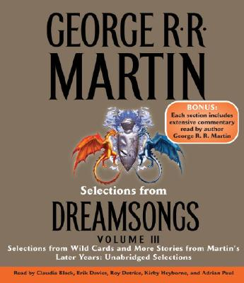Selections from Dreamsongs 3 Cover