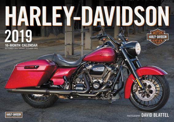Harley-Davidson 2019 Cover Image