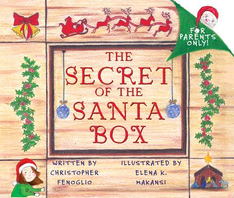 The Secret of the Santa Box Cover Image