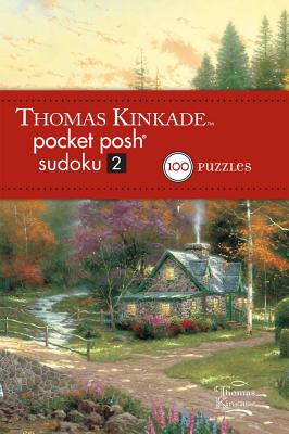Cover for Thomas Kinkade Pocket Posh Sudoku 2