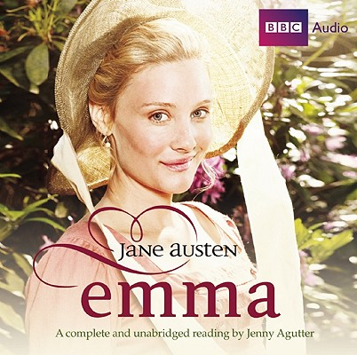 Emma: An Unabridged Reading by Jenny Agutter Cover Image