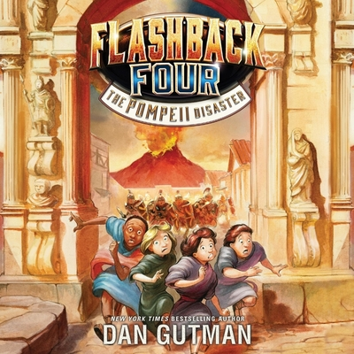 Flashback Four: The Pompeii Disaster Cover Image