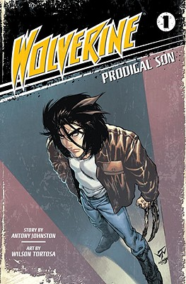 Wolverine 1 Cover