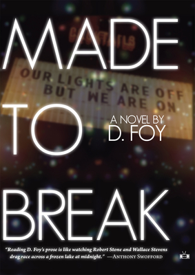 Made to Break Cover Image