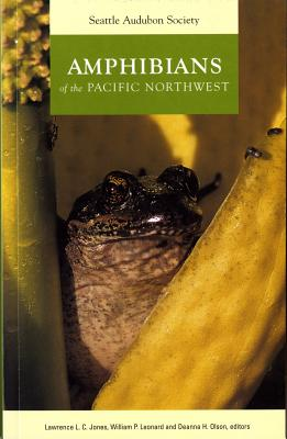 Amphibians of the Pacific Northwest Cover Image