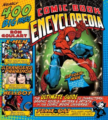 Comic Book Encyclopedia Cover