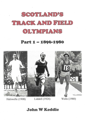 Scotland's Track and Field Olympians Cover Image