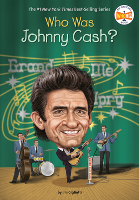 Who Was Johnny Cash? (Who Was?) Cover Image
