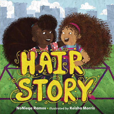 Cover for Hair Story