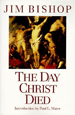 The Day Christ Died Cover
