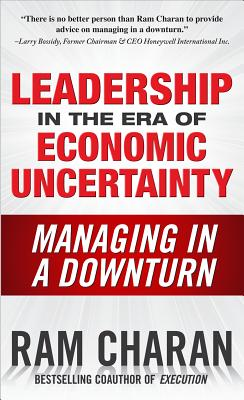 Leadership in the Era of Economic Uncertainty Cover