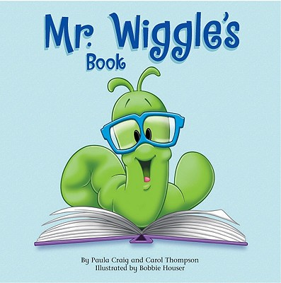 Mr. Wiggle's Book Cover Image