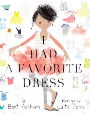 I Had a Favorite Dress Cover Image
