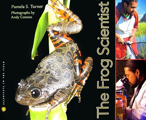 The Frog Scientist Cover