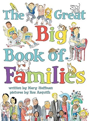 The Great Big Book of Families Cover Image