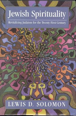 Cover for Jewish Spirituality