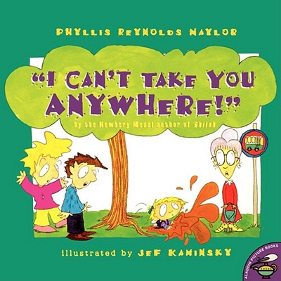 I Can't Take You Anywhere! Cover Image