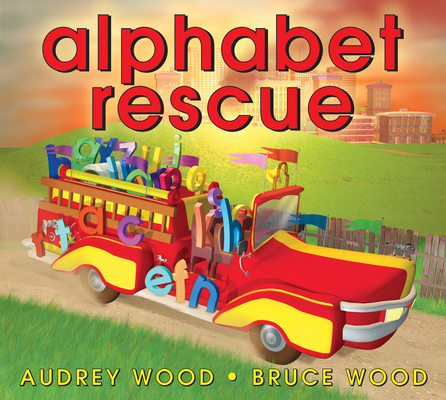 Alphabet Rescue Cover