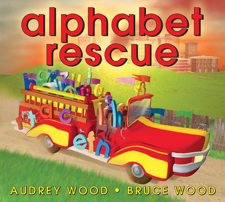 Alphabet Rescue Cover