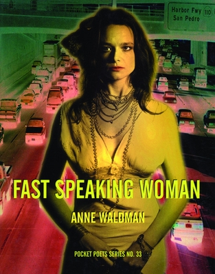 Fast Speaking Woman: Chants and Essays (City Lights Pocket Poets) Cover Image