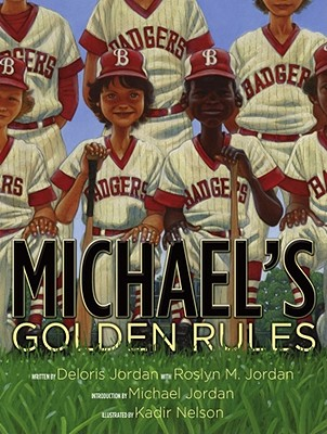 Michael's Golden Rules Cover