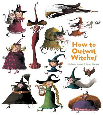 Cover for How to Outwit Witches