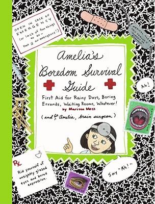 Amelia's Boredom Survival Guide Cover