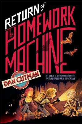 Return of the Homework Machine Cover