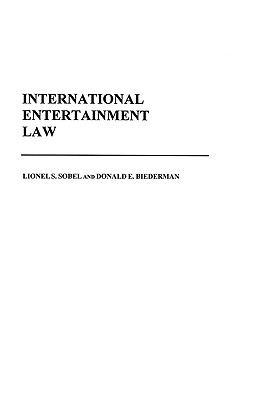 International Entertainment Law Cover Image
