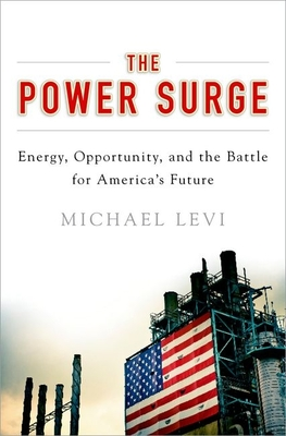 The Power Surge Cover