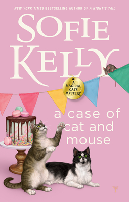 A Case of Cat and Mouse (Magical Cats #12) Cover Image