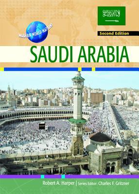 Saudi Arabia (Modern World Nations) Cover Image