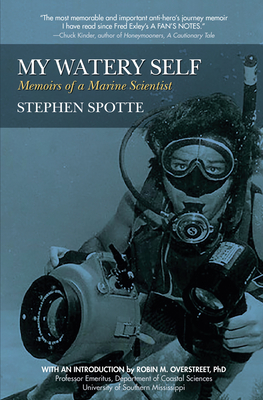 My Watery Self Cover