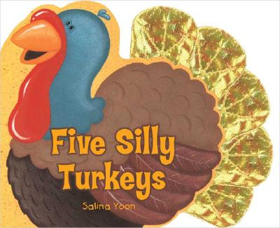Five Silly Turkeys Cover Image
