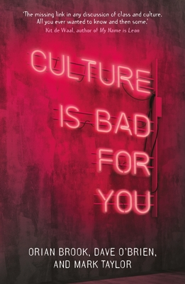 Culture is bad for you: Inequality in the cultural and creative industries Cover Image