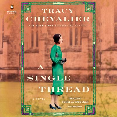 A Single Thread: A Novel Cover Image
