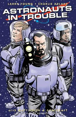 Cover for Astronauts in Trouble