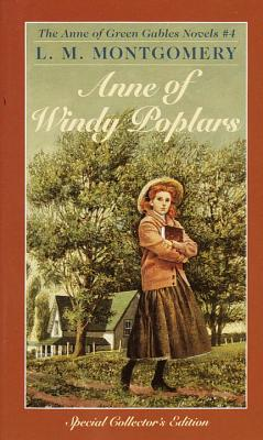 Anne of Windy Poplars Cover