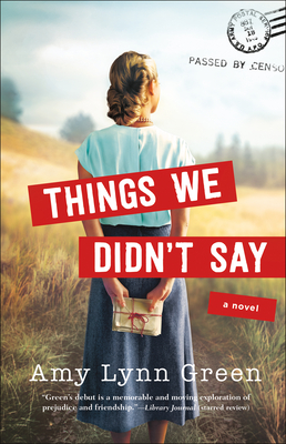 Things We Didn't Say cover