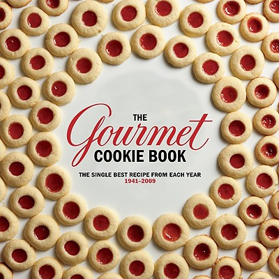 The Gourmet Cookie Book Cover