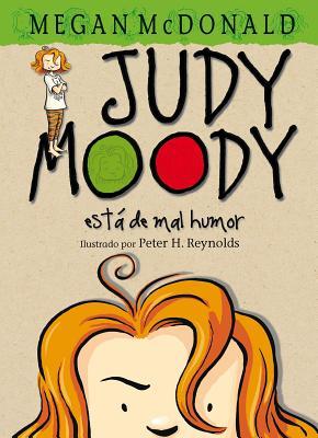 Judy Moody está de mal humor / Judy Moody Was In a Mood Cover Image