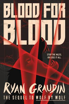 Blood for Blood (Wolf by Wolf #2) Cover Image