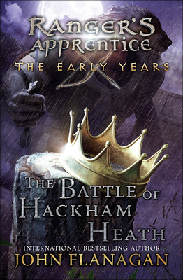 Battle of Hackham Heath (Ranger's Apprentice: The Early Years) Cover Image