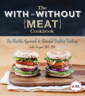 The With or Without Meat Cookbook Cover