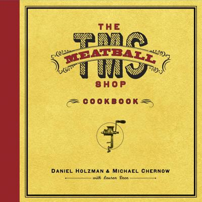 The Meatball Shop Cookbook Cover