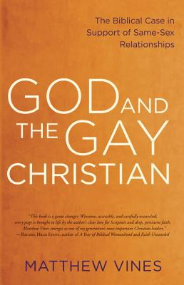 God and the Gay Christian Cover
