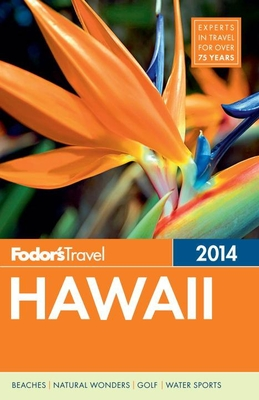 Fodor's Hawaii 2014 Cover Image