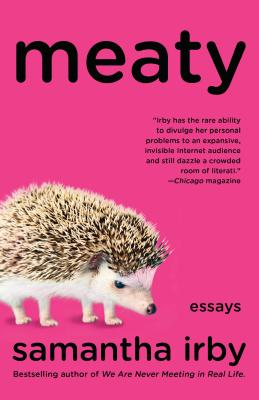 Meaty: Essays Cover Image