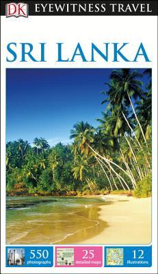 DK Eyewitness Sri Lanka (Travel Guide) Cover Image